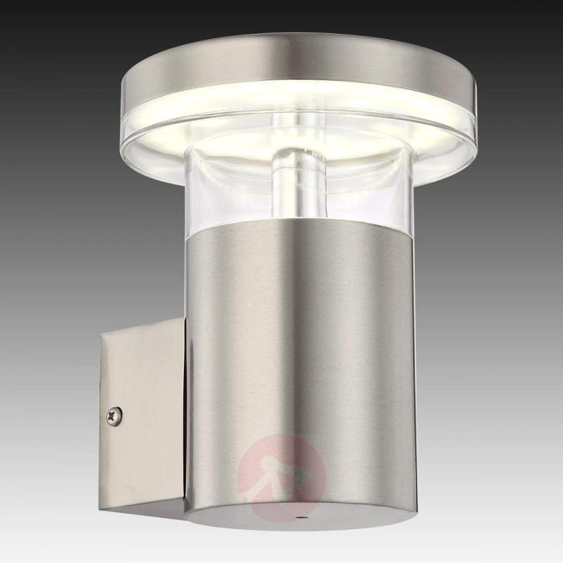 Sergio LED Exterior Wall Lamp - outdoor-led-lights
