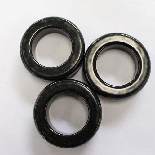 Hierro de alta calidad suave núcleos magia de envío de polvo - Negro, OD * ID * HT (47,63 * 23,32 * 19,00)