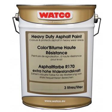Peinture de marquage au sol - Color'bitume® Haute Résistance