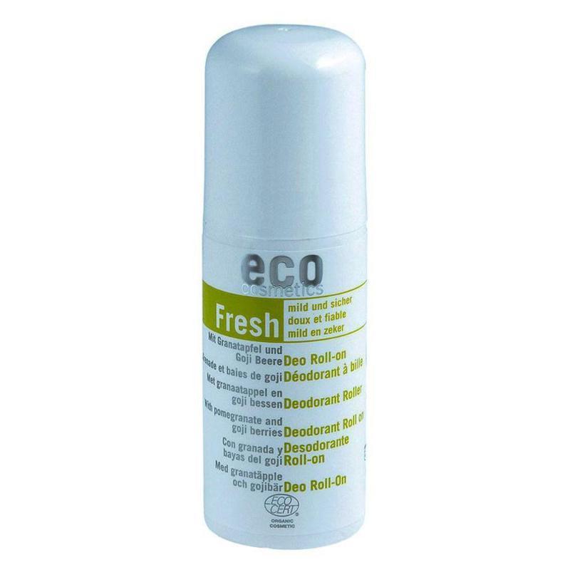ECO Deo Roll-on 50ml mit Granatapfel und Goji Beere - null