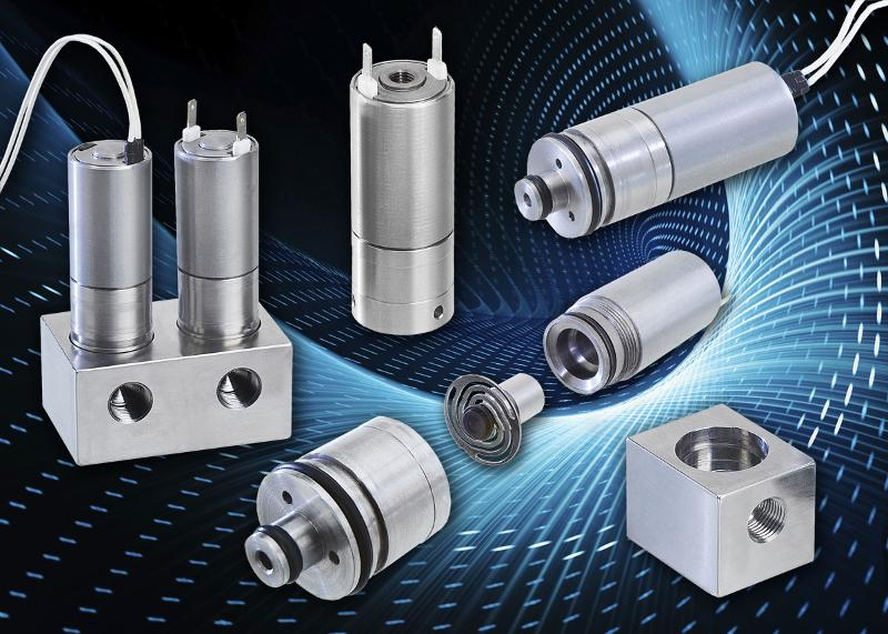 DV Series Valves - Electronic Valves