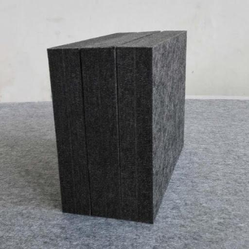PET POLYESTER PANEL - RECYCLED PET MATERIAL, ECO FRIENDLY