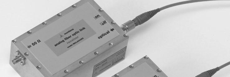 Liaison optique et Modules CAN - Liaison optique analogique