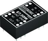 E7,5DW 7,5 Watt 24 DIL - DC-DC printed modules