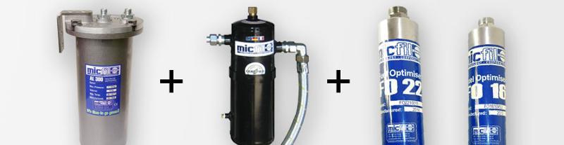 Micfil Kraftstoffoptimierungssystem