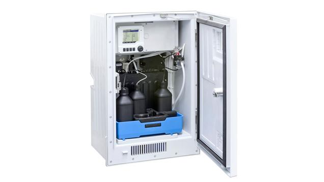 Analyseur d'ammonium Liquiline System CA80AM - Analyseur d'ammonium pour la surveillance en continu