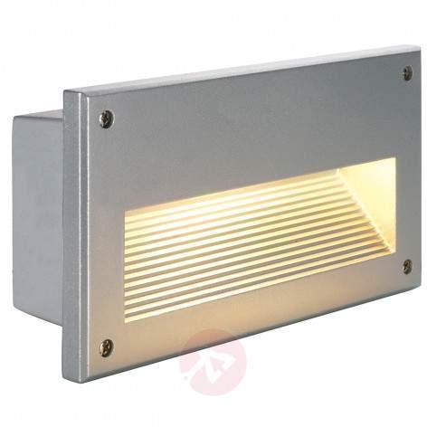 Brick LED Downunder Built-In Wall Light 6500 K - outdoor-led-lights