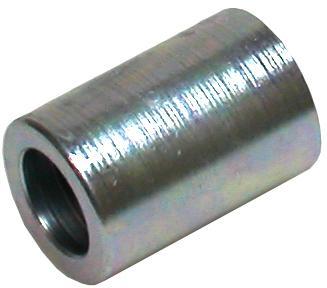 Ferrule black-clean DN 06 inox - Stainless steel