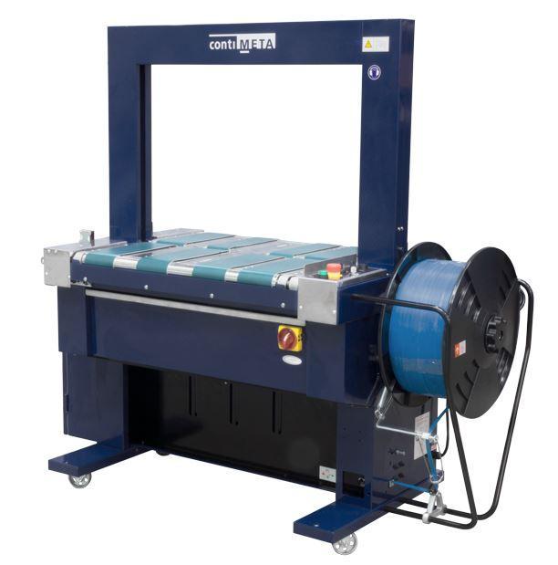 Umreifungsmaschinen und -Geräte für Kunststoffband - Manuelle / Pneumatische / Akku Umreifungsgeräte | Vollautomaten