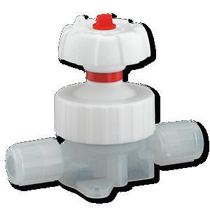 GEMÜ C67 - Vanne à membrane à commande manuelle