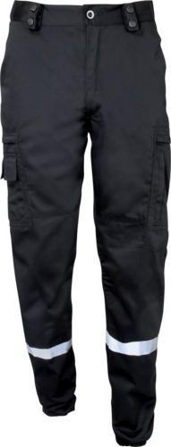 Pantalon Action Avec Bande Reflechissante - null