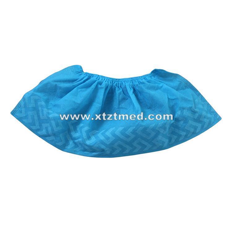 Capa antiderrapante para calçado - Tipo: Cobertura de sapato descartável   Material: SPP não tecido