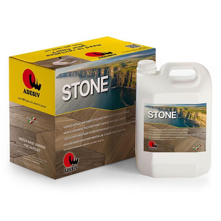 Stone Vernice Monocomponente Poliuretanica Effetto Naturale - null