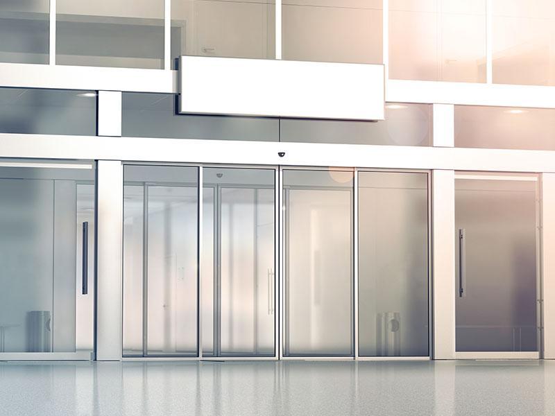 Porta multiuso e uscita di sicurezza - portoni industriali