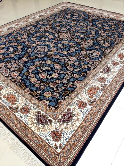 Shahan Design - Persian Handlook Carpet with superfine face