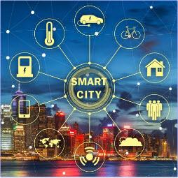 Smart Home/building / Cities - null