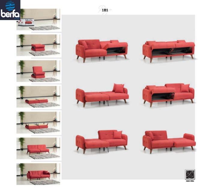 Teen gruppe Sofa2Go-V2 - Sovesofa,teeny grupper,moderne design