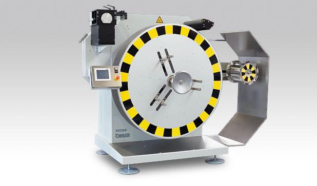 Enrollador de bobina - VH 1300 - Enrollador de bobina - VH 1300