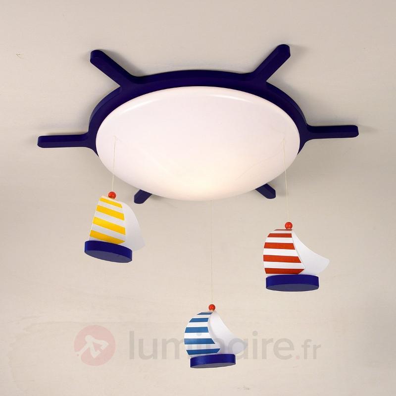 Plafonnier VOILIER pour chambre d'enfant - Chambre d'enfant