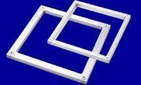 Solarrahmen - Hurtz Siebdruckrahmen für die Elektronikindustrie