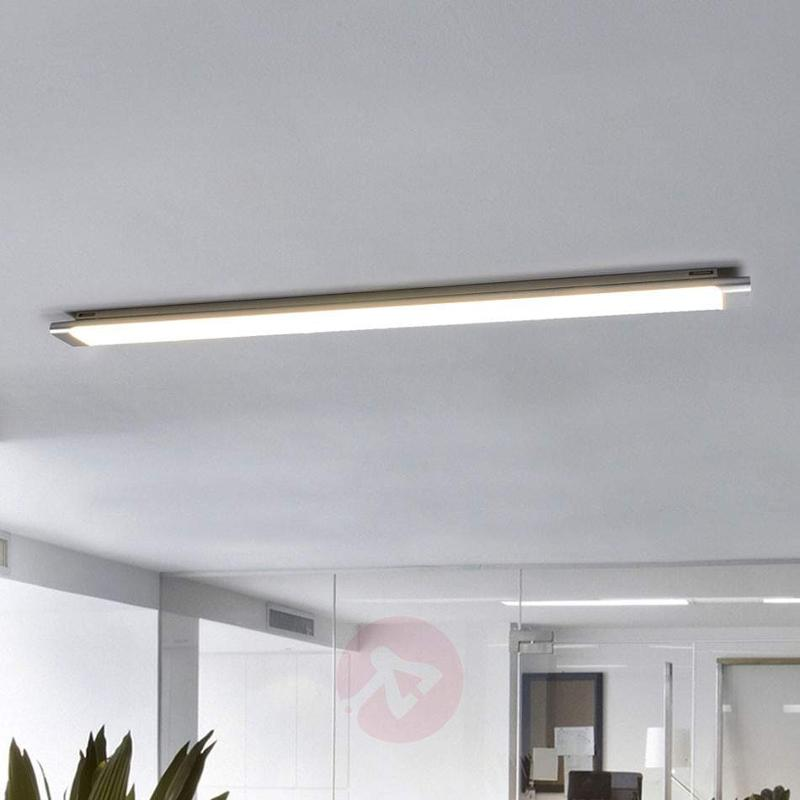Vinca - LED ceiling lamp, 120 cm - Ceiling Lights