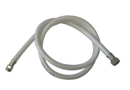 Flessibile bianco per acqua - Flessibili per acqua