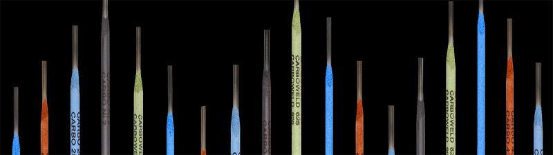Tungston Carbide - Welding electrodes