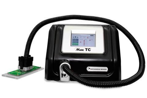 Max TC G4- high power temperature forcing system - High Power temperature forcing system 90W@-40⁰C