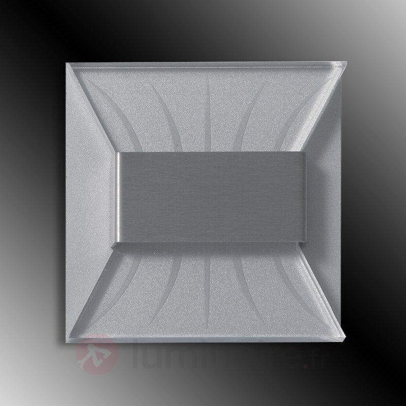 Applique LED au design séduisant Song IP44 - Appliques LED