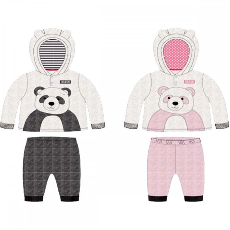 8x Ensembles 2 pieces Tom Kids du 3 au 18 mois - Vêtement hiver