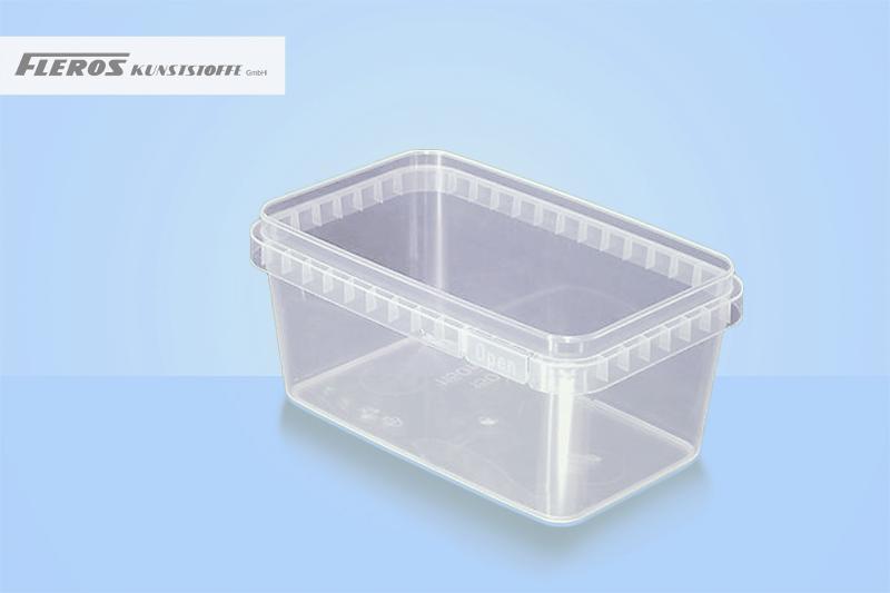 Rectangular bowls - SR 1.100 rectangular bowl