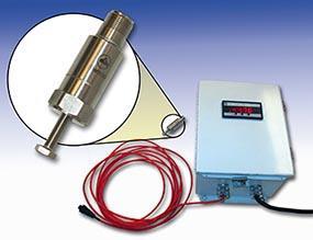 Instrumentation - Vibration Sensor - null