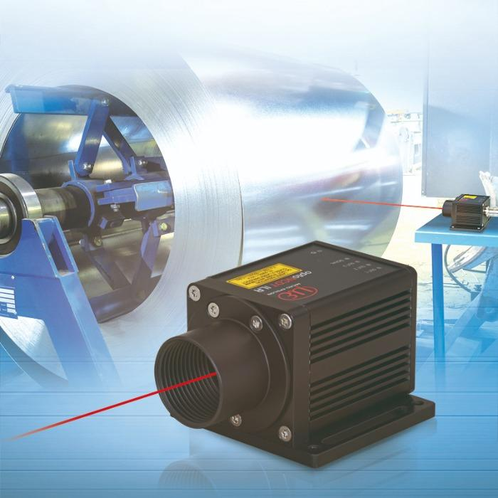 optoNCDT ILR2250 - Optical distance sensor / Laser distance sensor for industrial applications