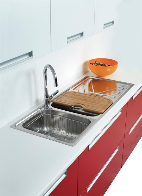 UKINOX Stainless steel sinks