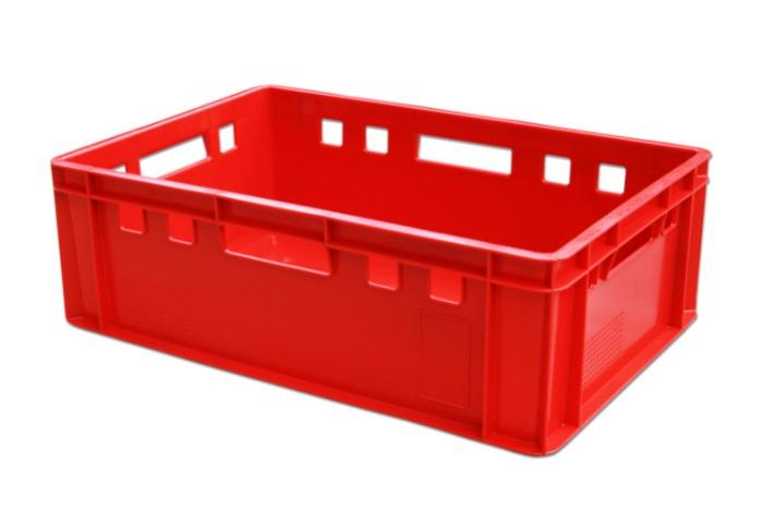 Plastic crate EURO full E2 -