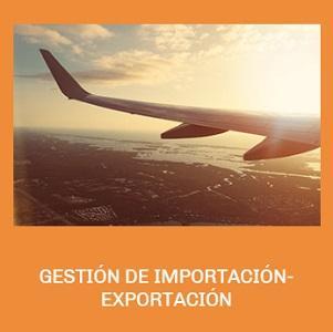 GESTIÓN DE IMPORTACIÓN / EXPORTACIÓN -