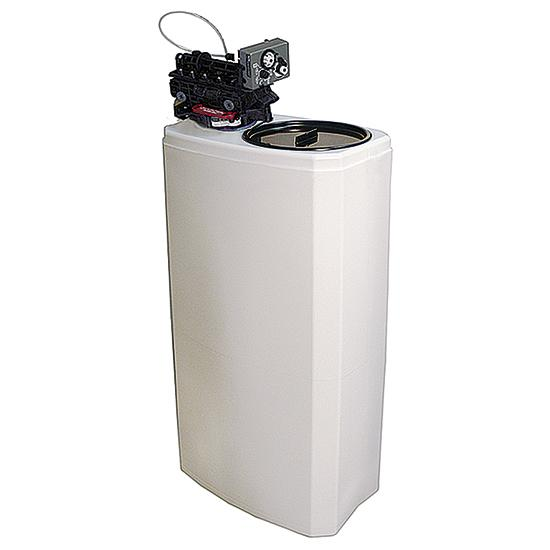 Dishwashing and Laundry - automatic water softener, capacity 8 litres, 800 litres/h, s