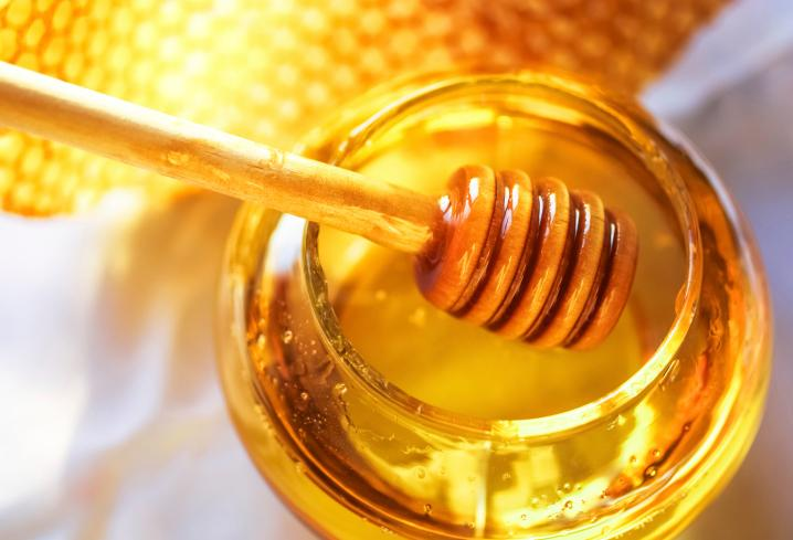 Цветочный мед -