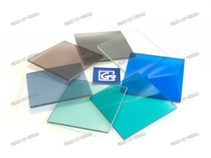 Bronze/Grey/Blue/Green Laminted Glass - Laminted Glass,Safety Glass,High Quality PVB