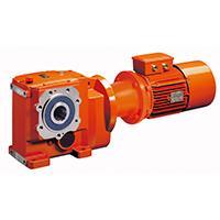 OT 3000 Motorreductor de engranajes helicoidales y... - Orthobloc - zona 1 y 2