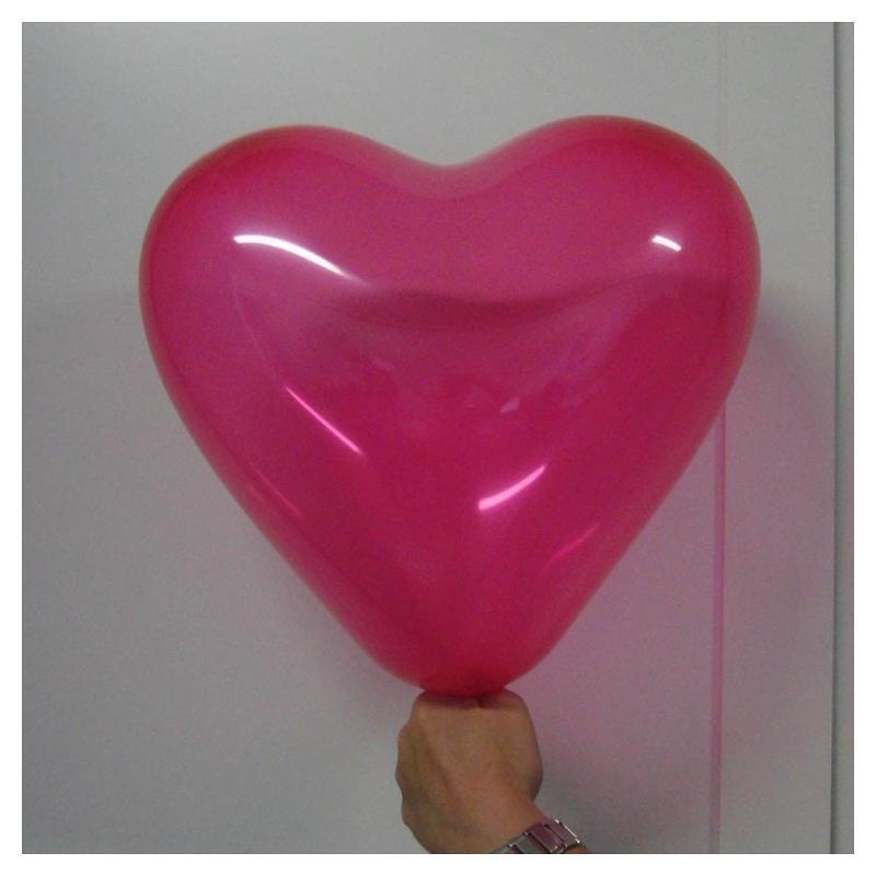 Ballons de baudruche COEUR - Ballons de baudruche et ballon personnalisé