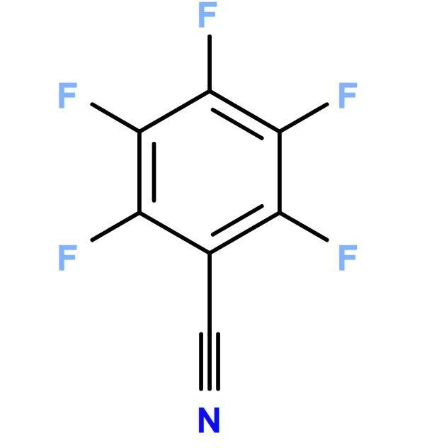 Pentafluorobenzonitril - PFBN; 773-82-0; Moxifloxacin Intermediate