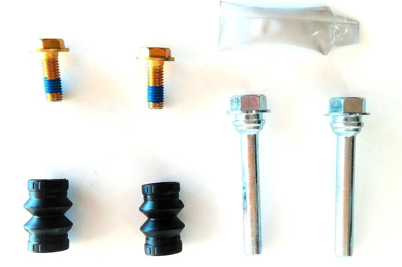 NEW AUTOFREN Seinsa Front Brake Caliper Repair Set... - null