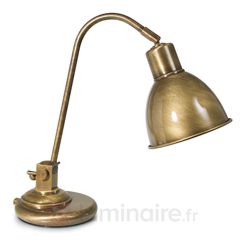 Lampe à poser réglable Persefone - Lampes à poser rustiques