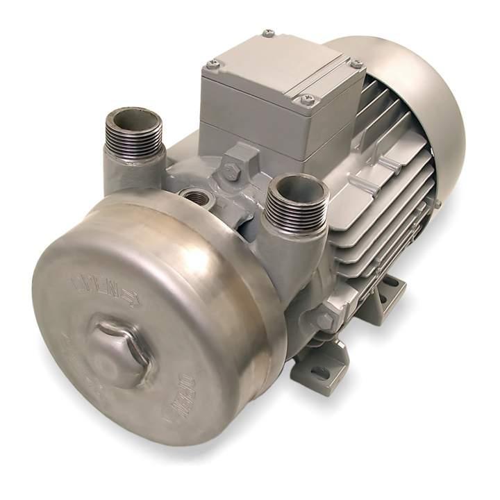 Classic Liquid Ring Vacuum Pumps and Compressors - 2BV7 Monoblock Liquid Ring Pump