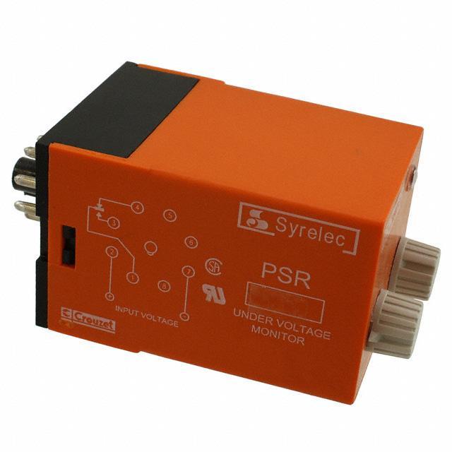CONTROL RELAY UNDER VOLT 220VAC - Crouzet PSR220A