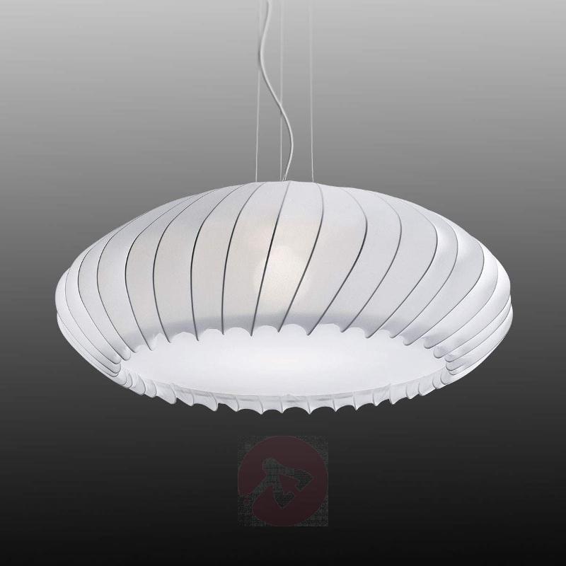 White pendant light Muse - Pendant Lighting