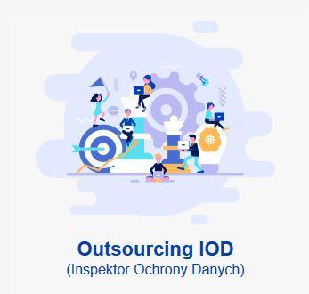Outsourcing IOD - Holistycznego podejścia do ochrony danych osobowych