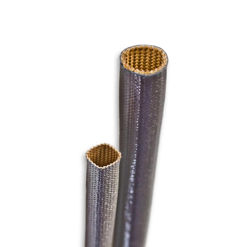 Heat protection sleeve TEXTALU® 1202 - Thermocouples Accessories