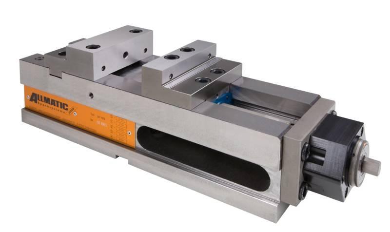 Version LC 090 MECHANISCH - Horizontal einsetzbar–somit für vertikale CNC-gesteuerte Fräsmaschinen geeignet